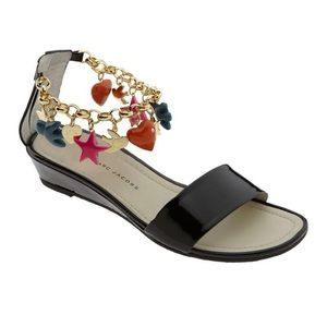 Marc by Marc Jacobs Charm Sandal Size 38
